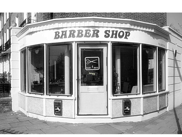 Barbershop South Korea 1
