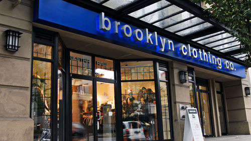 Brooklyn Clothing Co. Canada 1
