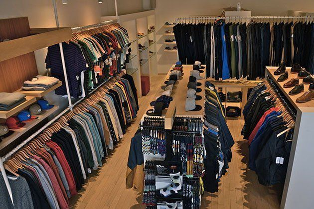 Coda Clothing & Shoes Canada 1