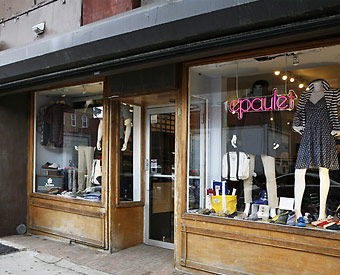 Epaulet Brooklyn USA 1