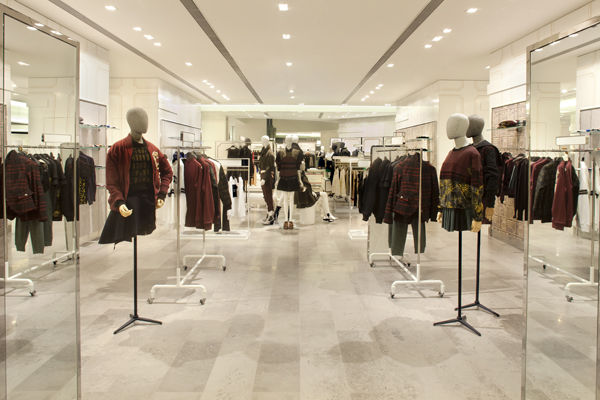 Galeries Lafayette China 1