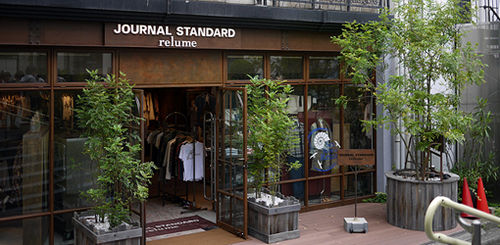 Journal Standard Shinjuku Japan 1