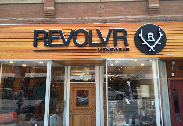 REVOLVR Menswear USA 1