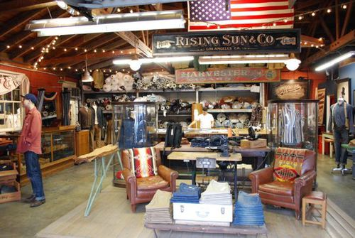 Rising Sun & Co. USA 1