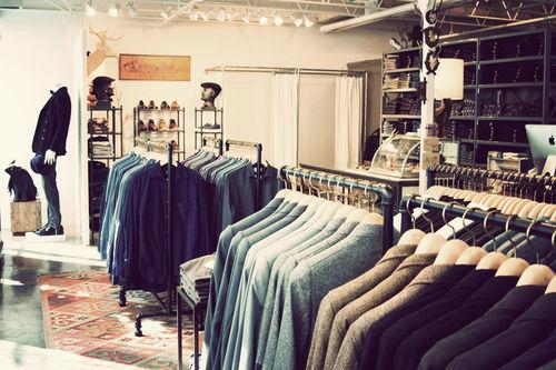 Service Menswear USA 1