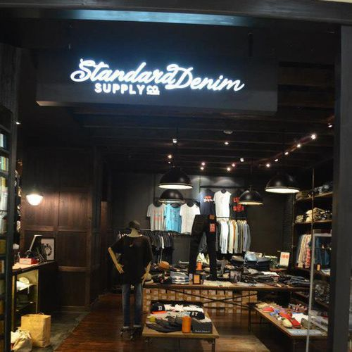 Standard Denim Supply Co Indonesia 1