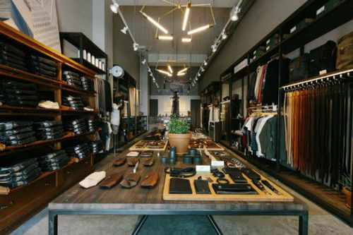 Tanner Goods/The Woodlands USA 1
