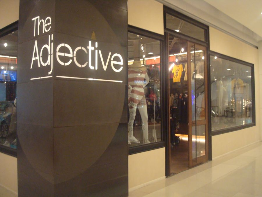 The Adjective Thailand 1