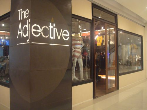 The Adjective Thailand 1