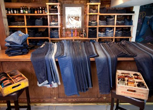 The Denim Saloon USA 1