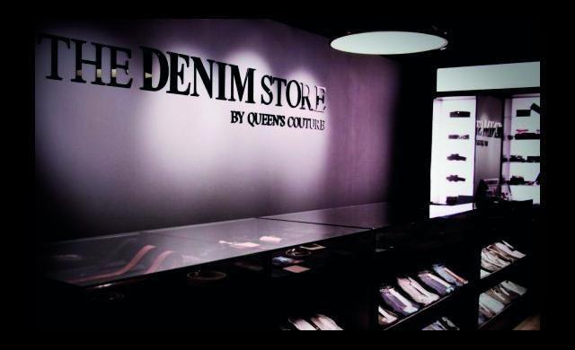 The Denim Store Singapore 1