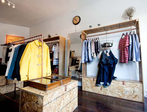 St Pual Streetwear Clothing Store