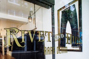 Rivet and Hide London 1