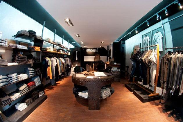 Elevation Store Paris 1