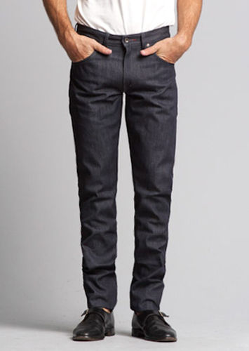Raleigh Denim Martin Tonal Tapered Selvage 1