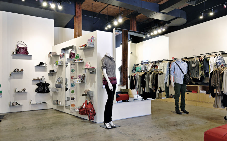 Vert & Vogue Raleigh 1