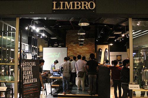 LIMBRO Jakarta Barat Storefront
