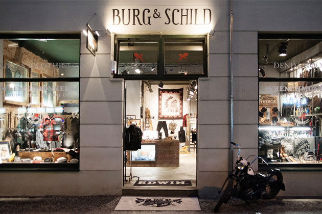Burg & Schild Berlin 1