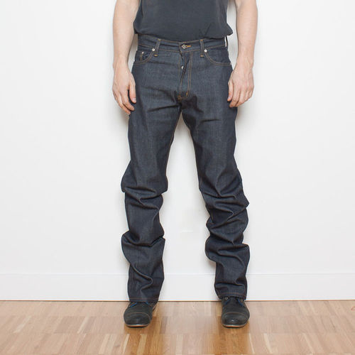 Naked & Famous Regular Guy Left Hand Twill Selvedge 1