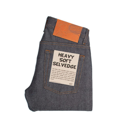 Naked & Famous Slim Guy Heavy Soft Selvedge 1