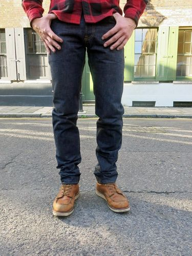 UES MFG Co 400T Tapered Jean Front Fit