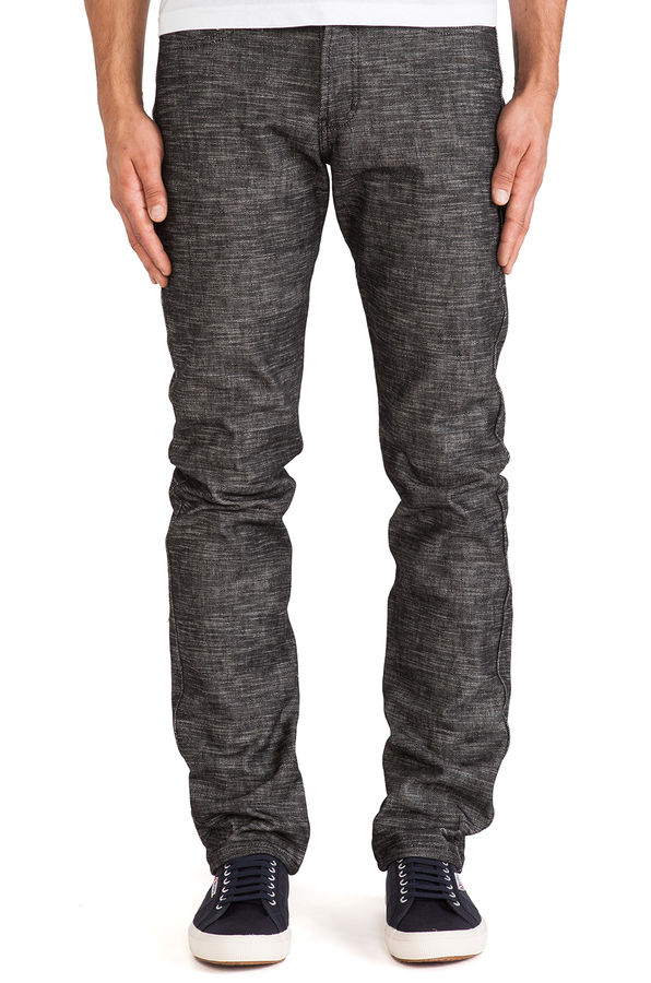 Naked & Famous Weird Guy Frankenstein 3 Front Fit
