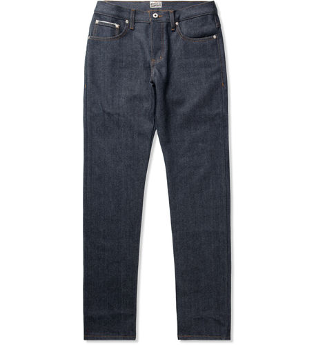 Naked & Famous Weird Guy Heavy Soft Selvedge 1