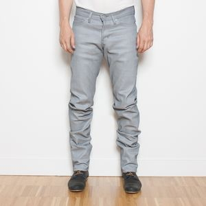 Naked & Famous Weird Guy Reflective Denim 1
