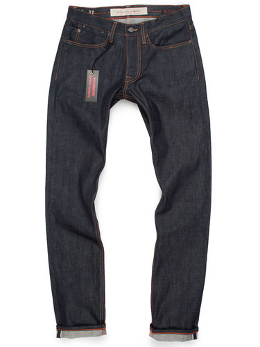 Williamsburg Garment Company Raw Selvedge 12Oz. - Grand Street 1
