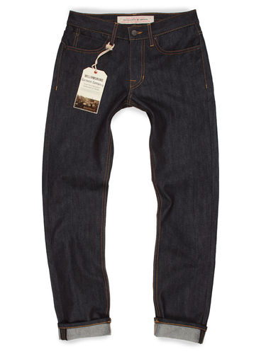 Williamsburg Garment Company Standard Raw Selvedge - Grand Street 1