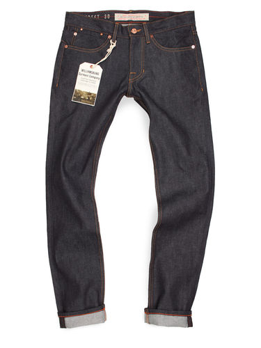 Williamsburg Garment Company 12Oz. Slim Tapered Fit - Hope Street 1