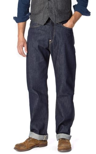 Levi's Vintage Clothing 1937 501 Rigid 12 oz. Front Fit