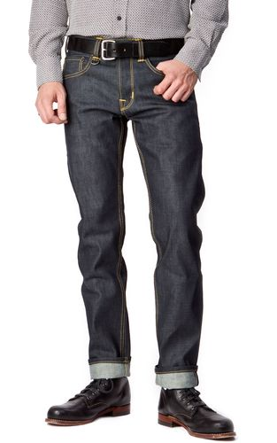 Pike Brothers 1963 Roamer 11 Oz.  Front Fit