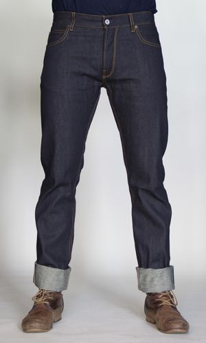 Blue Blanket Jeans P01 Jeans 1