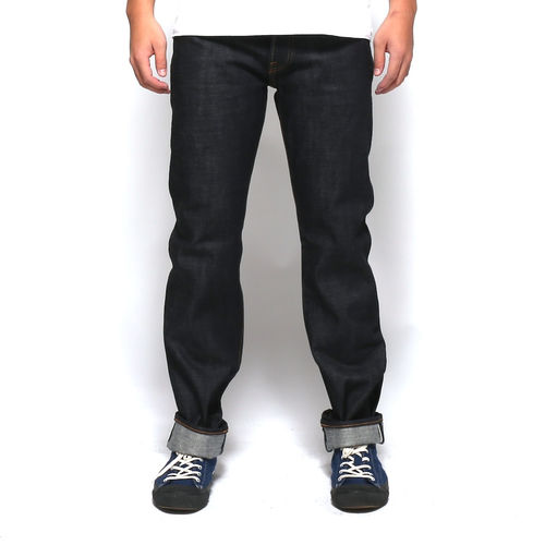 Kamikaze Attack Raw Slim Straight 1
