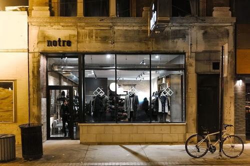 Notre Shop Chicago 1