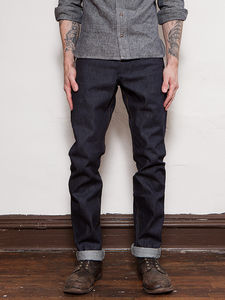 Left Field Cone Mills 13oz Greaser 1