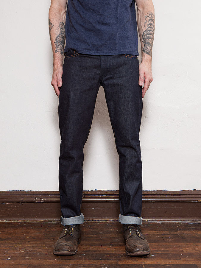 Left Field Cone Mills 13oz Chelsea 1