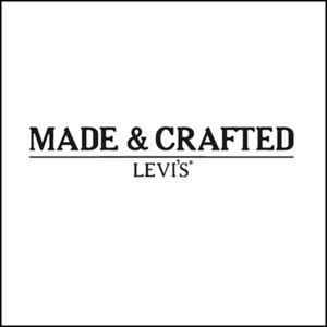 Levi's Made & Crafted Amsterdam Netherlands Raw Denim Jeans