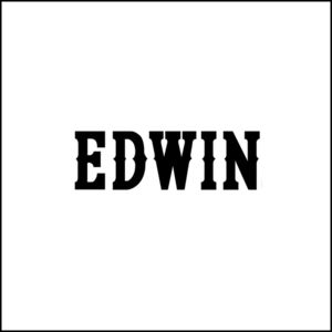 Edwin Tokyo Japan Raw Denim Jeans