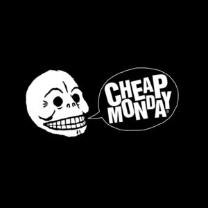 Cheap Monday Stockholm Sweden Raw Denim Jeans