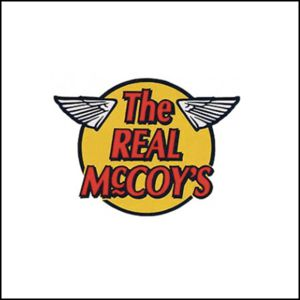 The Real McCoy's Osaka Japan Raw Denim Jeans