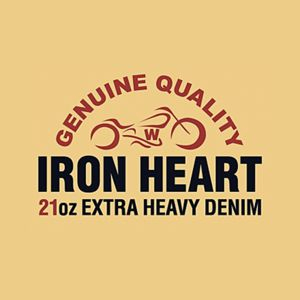 Iron Heart Hachioji Japan Raw Denim Jeans