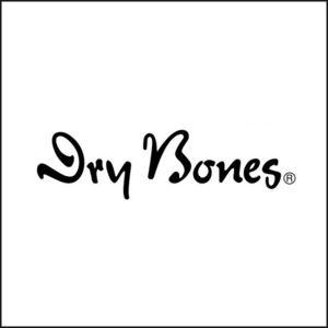 Dry Bones Tokyo Japan Raw Denim Jeans