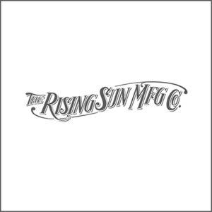 Rising Sun & Co. Los Angeles CA Raw Denim Jeans