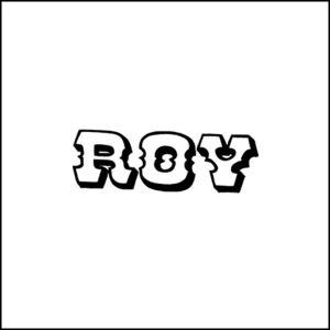 Roy Jeans Oakland CA Raw Denim Jeans