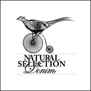 Natural Selection London UK Raw Denim Jeans