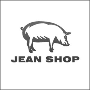 Jean Shop Raw Denim Jeans