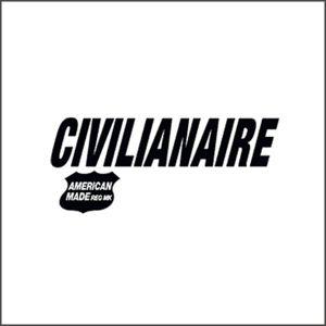 Civilianaire Raw Denim Jeans