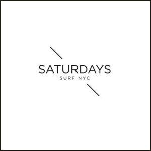 Saturdays NYC Raw Denim Jeans